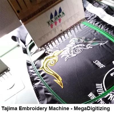 tajima embroidery machine